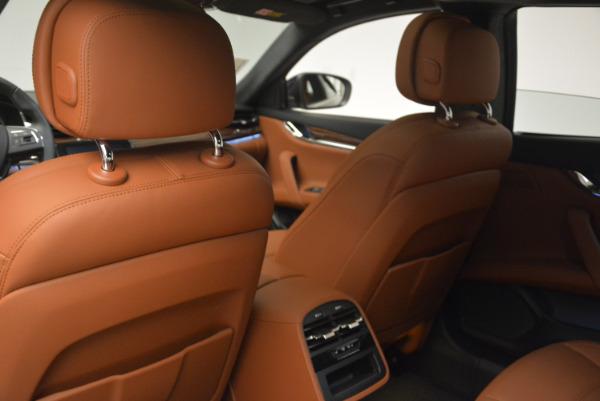New 2017 Maserati Quattroporte S Q4 for sale Sold at Bentley Greenwich in Greenwich CT 06830 16