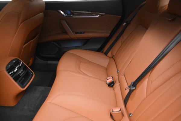 New 2017 Maserati Quattroporte S Q4 for sale Sold at Bentley Greenwich in Greenwich CT 06830 17