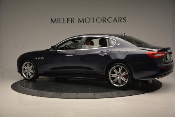 New 2017 Maserati Quattroporte S Q4 for sale Sold at Bentley Greenwich in Greenwich CT 06830 4