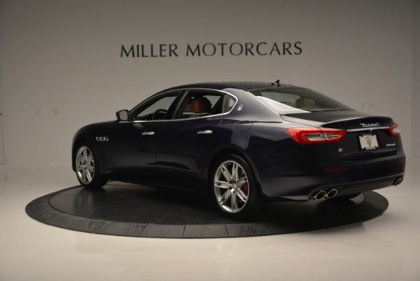 New 2017 Maserati Quattroporte S Q4 for sale Sold at Bentley Greenwich in Greenwich CT 06830 5