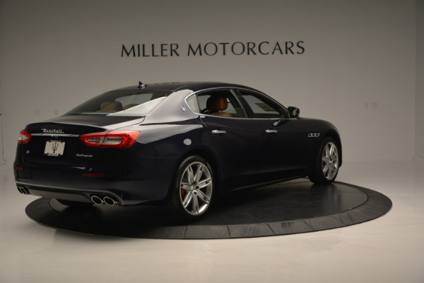 New 2017 Maserati Quattroporte S Q4 for sale Sold at Bentley Greenwich in Greenwich CT 06830 7