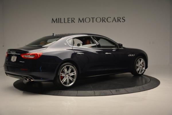 New 2017 Maserati Quattroporte S Q4 for sale Sold at Bentley Greenwich in Greenwich CT 06830 8