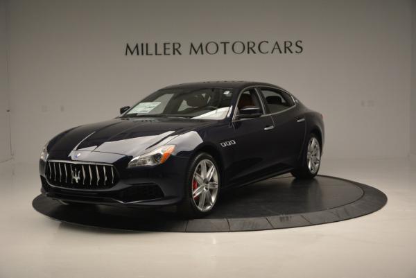New 2017 Maserati Quattroporte S Q4 for sale Sold at Bentley Greenwich in Greenwich CT 06830 1