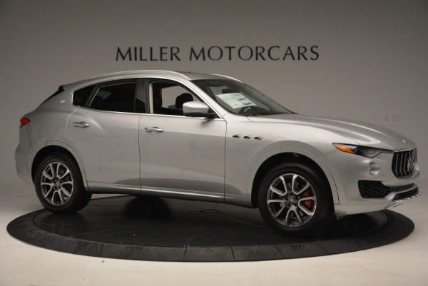 New 2017 Maserati Levante 350hp for sale Sold at Bentley Greenwich in Greenwich CT 06830 10