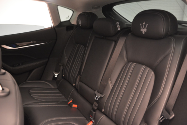 New 2017 Maserati Levante 350hp for sale Sold at Bentley Greenwich in Greenwich CT 06830 18