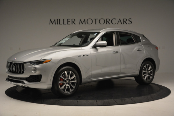 New 2017 Maserati Levante 350hp for sale Sold at Bentley Greenwich in Greenwich CT 06830 2