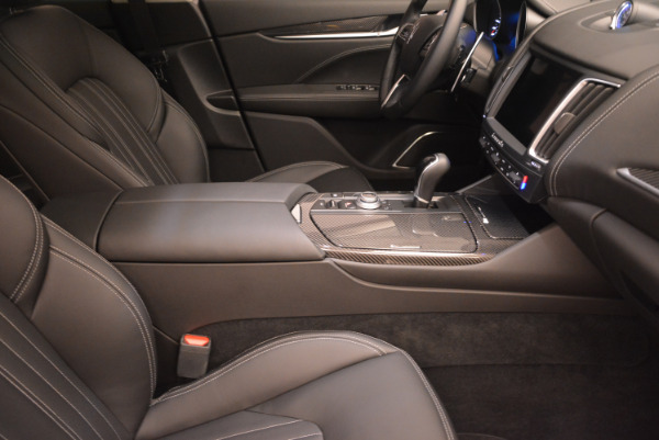 New 2017 Maserati Levante 350hp for sale Sold at Bentley Greenwich in Greenwich CT 06830 20
