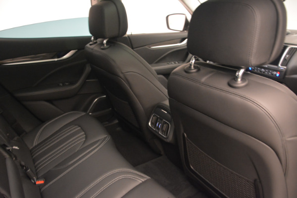 New 2017 Maserati Levante 350hp for sale Sold at Bentley Greenwich in Greenwich CT 06830 22