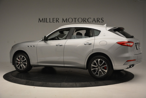 New 2017 Maserati Levante 350hp for sale Sold at Bentley Greenwich in Greenwich CT 06830 4
