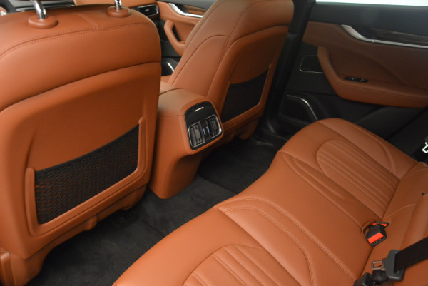 New 2017 Maserati Levante S for sale Sold at Bentley Greenwich in Greenwich CT 06830 24