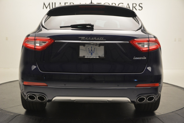 New 2017 Maserati Levante S for sale Sold at Bentley Greenwich in Greenwich CT 06830 6