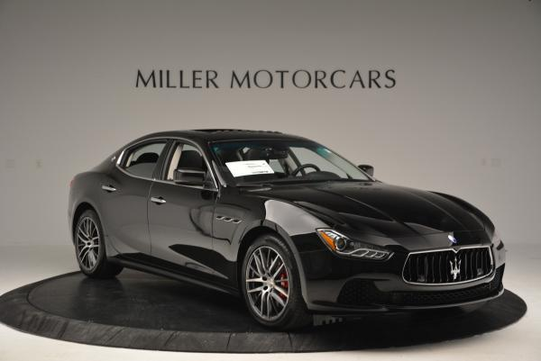 Used 2016 Maserati Ghibli S Q4 for sale Sold at Bentley Greenwich in Greenwich CT 06830 11