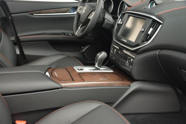 Used 2016 Maserati Ghibli S Q4 for sale Sold at Bentley Greenwich in Greenwich CT 06830 14