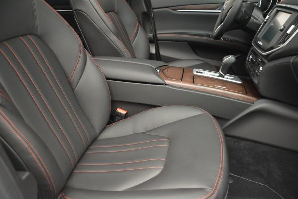 Used 2016 Maserati Ghibli S Q4 for sale Sold at Bentley Greenwich in Greenwich CT 06830 16