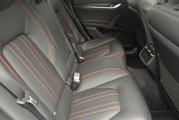 Used 2016 Maserati Ghibli S Q4 for sale Sold at Bentley Greenwich in Greenwich CT 06830 17