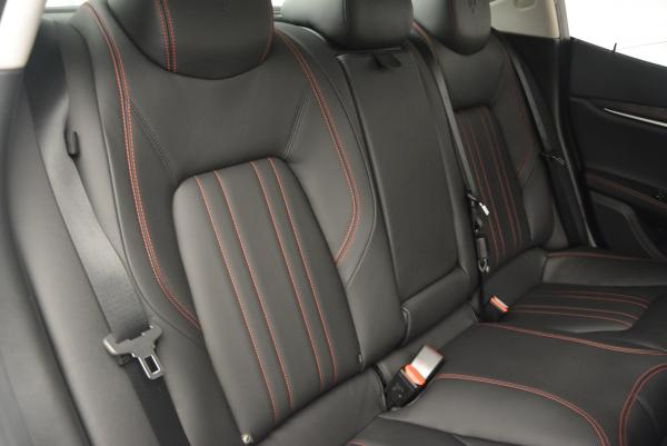 Used 2016 Maserati Ghibli S Q4 for sale Sold at Bentley Greenwich in Greenwich CT 06830 19