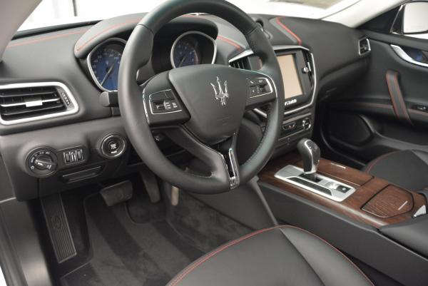 Used 2016 Maserati Ghibli S Q4 for sale Sold at Bentley Greenwich in Greenwich CT 06830 20
