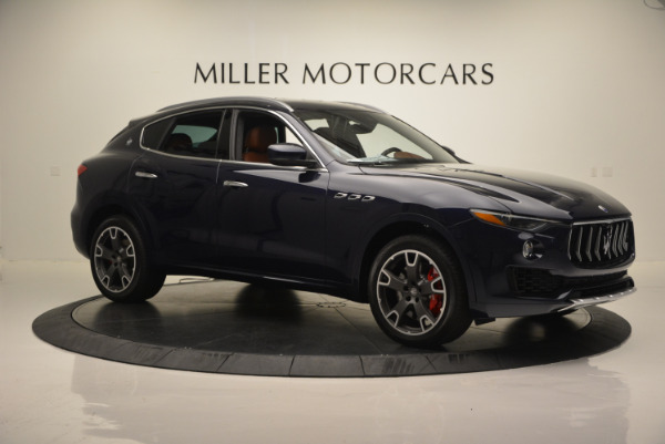 New 2017 Maserati Levante S for sale Sold at Bentley Greenwich in Greenwich CT 06830 11