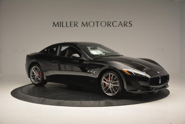 New 2016 Maserati GranTurismo Sport for sale Sold at Bentley Greenwich in Greenwich CT 06830 10