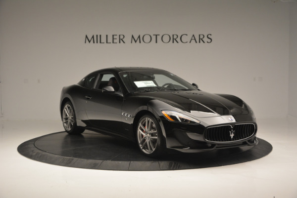 New 2016 Maserati GranTurismo Sport for sale Sold at Bentley Greenwich in Greenwich CT 06830 11