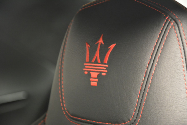 New 2016 Maserati GranTurismo Sport for sale Sold at Bentley Greenwich in Greenwich CT 06830 16