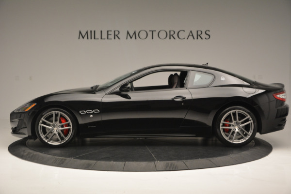 New 2016 Maserati GranTurismo Sport for sale Sold at Bentley Greenwich in Greenwich CT 06830 3