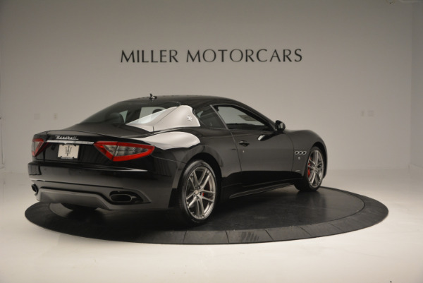 New 2016 Maserati GranTurismo Sport for sale Sold at Bentley Greenwich in Greenwich CT 06830 7