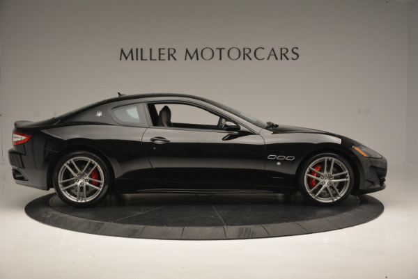 New 2016 Maserati GranTurismo Sport for sale Sold at Bentley Greenwich in Greenwich CT 06830 9