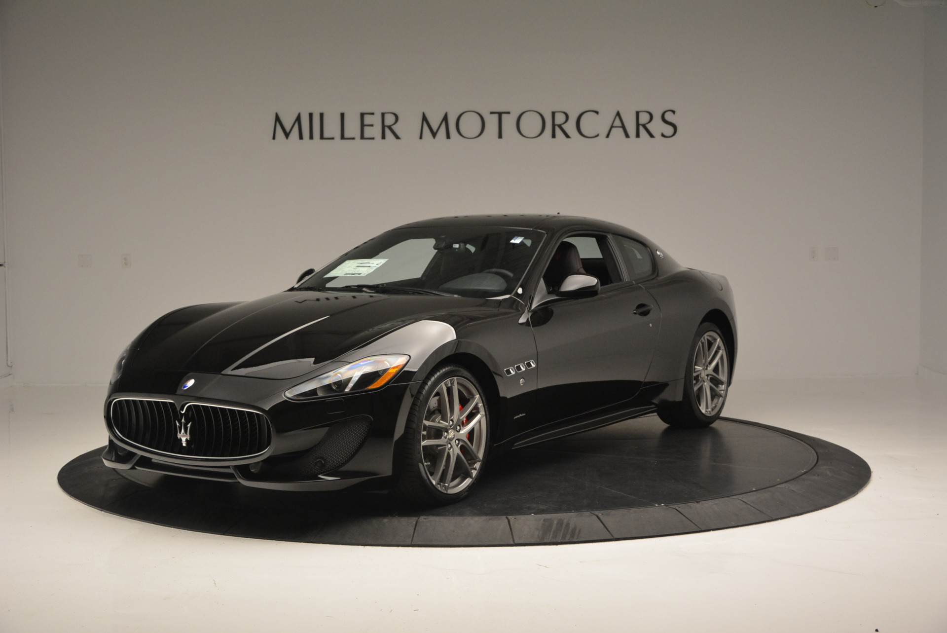 New 2016 Maserati GranTurismo Sport for sale Sold at Bentley Greenwich in Greenwich CT 06830 1