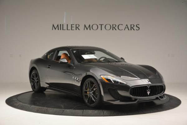 New 2017 Maserati GranTurismo Sport for sale Sold at Bentley Greenwich in Greenwich CT 06830 11