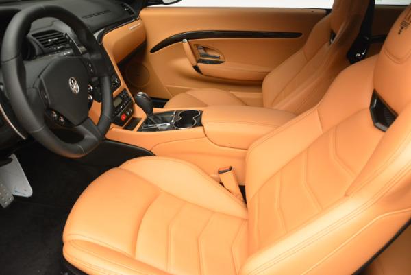 New 2017 Maserati GranTurismo Sport for sale Sold at Bentley Greenwich in Greenwich CT 06830 14