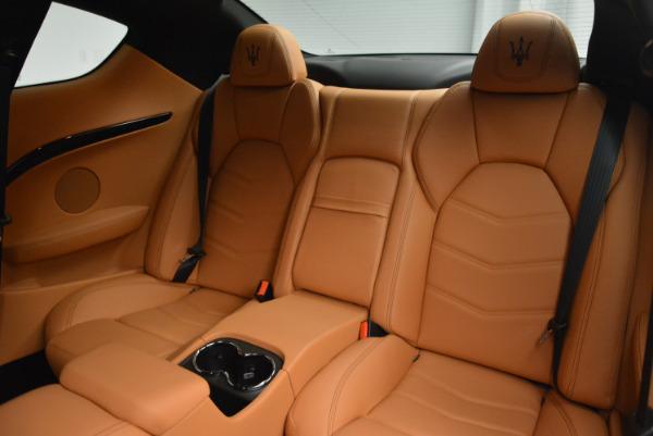 New 2017 Maserati GranTurismo Sport for sale Sold at Bentley Greenwich in Greenwich CT 06830 17