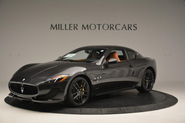 New 2017 Maserati GranTurismo Sport for sale Sold at Bentley Greenwich in Greenwich CT 06830 2