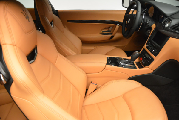 New 2017 Maserati GranTurismo Sport for sale Sold at Bentley Greenwich in Greenwich CT 06830 20