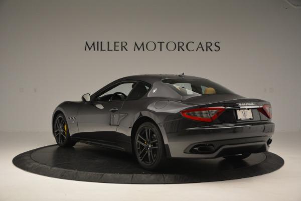 New 2017 Maserati GranTurismo Sport for sale Sold at Bentley Greenwich in Greenwich CT 06830 5