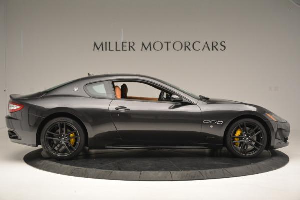 New 2017 Maserati GranTurismo Sport for sale Sold at Bentley Greenwich in Greenwich CT 06830 9