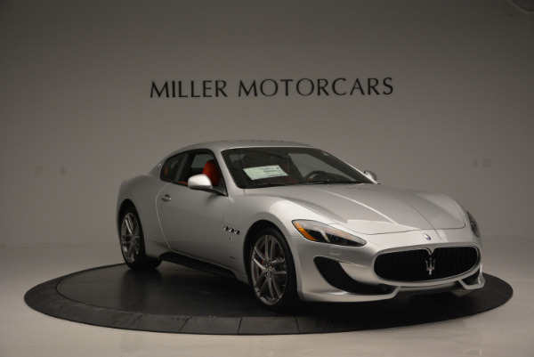 New 2017 Maserati GranTurismo Sport for sale Sold at Bentley Greenwich in Greenwich CT 06830 11