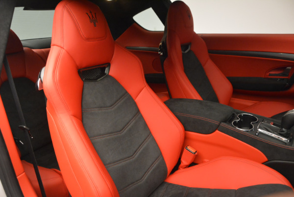 New 2017 Maserati GranTurismo Sport for sale Sold at Bentley Greenwich in Greenwich CT 06830 23