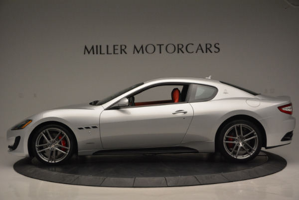 New 2017 Maserati GranTurismo Sport for sale Sold at Bentley Greenwich in Greenwich CT 06830 3