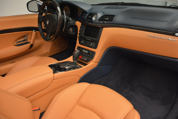 New 2017 Maserati GranTurismo Sport for sale Sold at Bentley Greenwich in Greenwich CT 06830 26