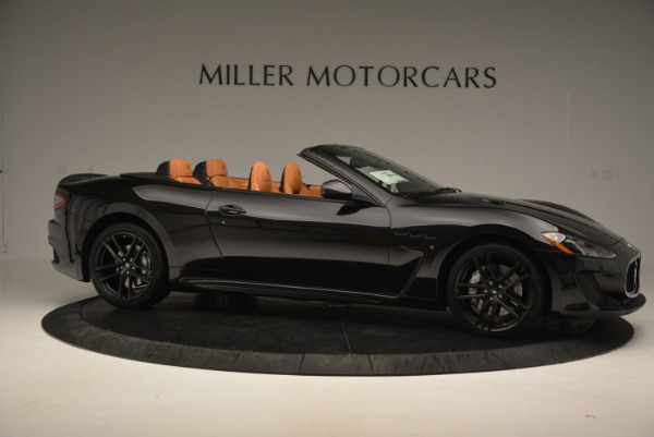 New 2017 Maserati GranTurismo MC CONVERTIBLE for sale Sold at Bentley Greenwich in Greenwich CT 06830 10