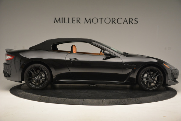New 2017 Maserati GranTurismo MC CONVERTIBLE for sale Sold at Bentley Greenwich in Greenwich CT 06830 13