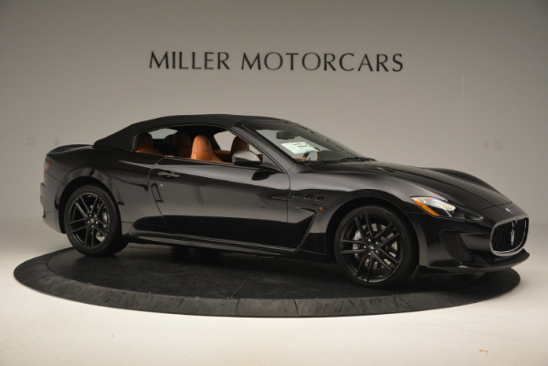 New 2017 Maserati GranTurismo MC CONVERTIBLE for sale Sold at Bentley Greenwich in Greenwich CT 06830 14