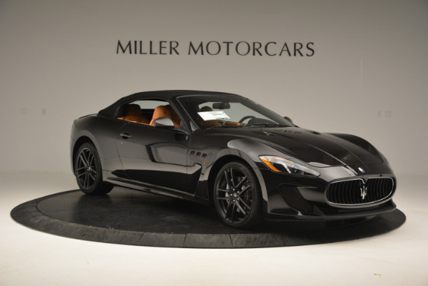 New 2017 Maserati GranTurismo MC CONVERTIBLE for sale Sold at Bentley Greenwich in Greenwich CT 06830 15