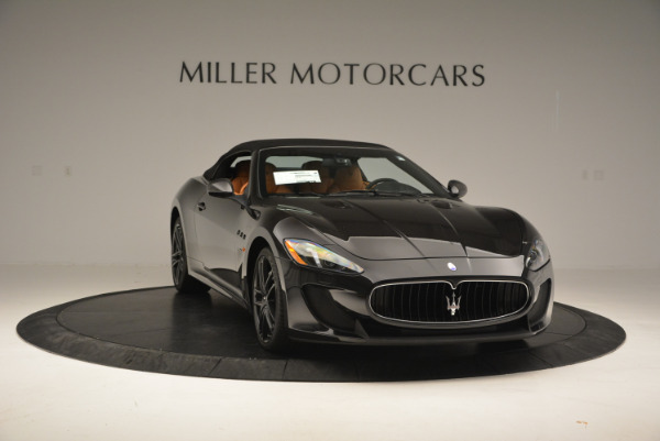 New 2017 Maserati GranTurismo MC CONVERTIBLE for sale Sold at Bentley Greenwich in Greenwich CT 06830 16