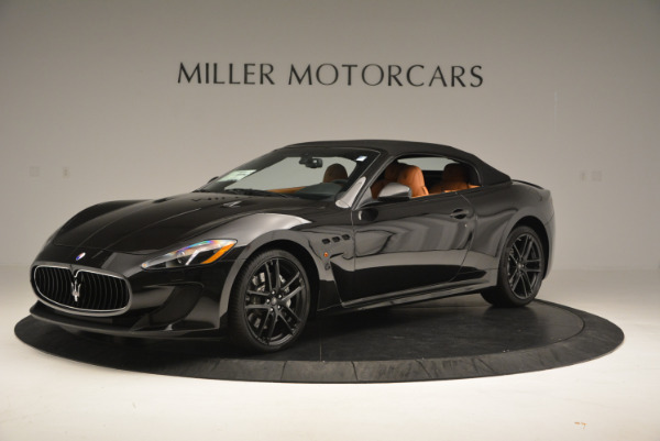 New 2017 Maserati GranTurismo MC CONVERTIBLE for sale Sold at Bentley Greenwich in Greenwich CT 06830 19