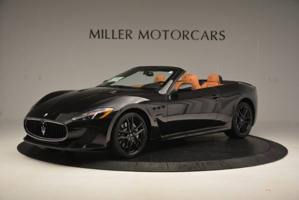 New 2017 Maserati GranTurismo MC CONVERTIBLE for sale Sold at Bentley Greenwich in Greenwich CT 06830 2
