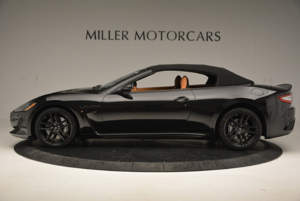 New 2017 Maserati GranTurismo MC CONVERTIBLE for sale Sold at Bentley Greenwich in Greenwich CT 06830 20
