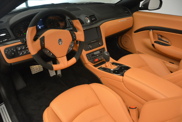 New 2017 Maserati GranTurismo MC CONVERTIBLE for sale Sold at Bentley Greenwich in Greenwich CT 06830 21
