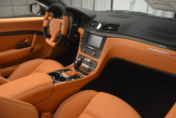 New 2017 Maserati GranTurismo MC CONVERTIBLE for sale Sold at Bentley Greenwich in Greenwich CT 06830 27
